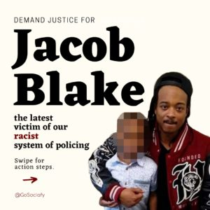Justice for Jacob Blake